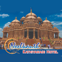 Nilkanth Kathiyawadi Hotel Logo