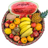 Shreeram Fruits and Vegetables Logo