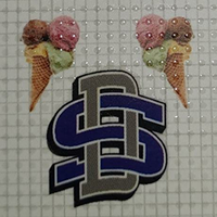 Shree Devnarayan Ice Cream & Mini Superstore Logo
