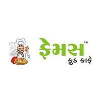 Famous Food Café Logo