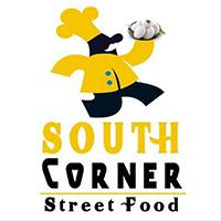 South Corner Street Food Logo