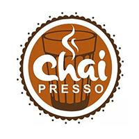 Chaipresso Food Logo