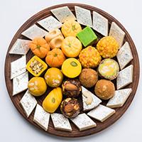 Baba Sweets Logo