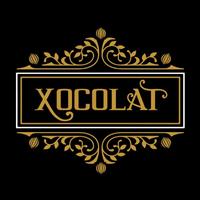 Xocolat Cafe & Bakery Logo