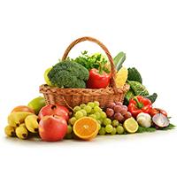 Aai Shri Khodiyar Vegetable & Fruit Centre Logo