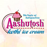 Aashutosh kothi Ice cream Logo