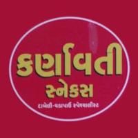 Karnavati Snacks Logo