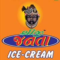 Shreeji Janta Ice-Cream Logo