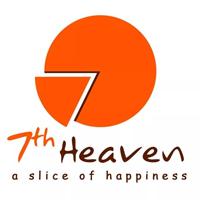 7th Heaven Bakery and Café Logo
