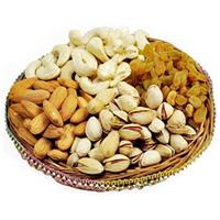 Muneshwar dry fruits Logo