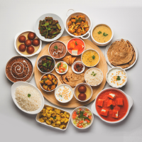 Shree Krishna Restaurant Logo
