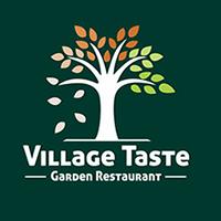 Village Taste Garden Restaurant Logo