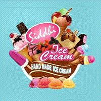 Siddhi Ice Cream Logo