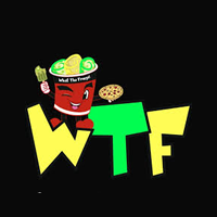 WTF What The Freeze Logo