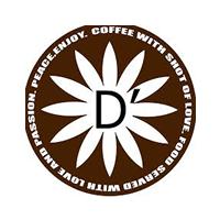 Deurban Cafe : Coffee Bar & Eatery Logo