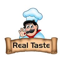 Real Taste Restaurant Logo
