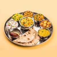 Jalaram Restaurant Logo