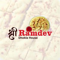 Shree Ramdev Dhokla House Logo