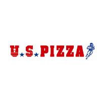 U.S. Pizza Logo