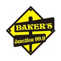 Bakers Junction 99.9 Logo