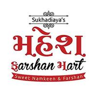 Mahesh Farsan Mart Logo