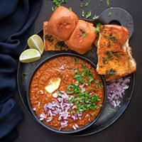 Gayatri Bhajipav & Fast Food Logo