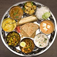 Parampara Garden Restaurant & Banquet Hall Logo