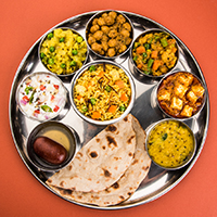Hingalaj Krupa Resturant Logo