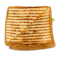 Jalaram Sandwich Logo