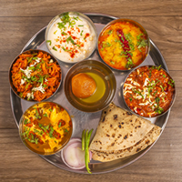 Vijay Food Court Logo