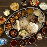 Purushottam Parotha House And Punjabi Restaurant Logo