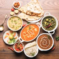 Radha Restaurant & Banquets Logo