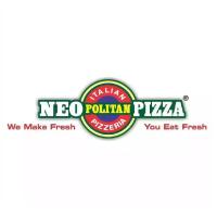 Neopolitan Pizza Logo