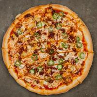 Supreme Pizza Kitchen Logo