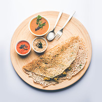 Global Suruchi Food Logo