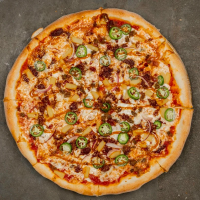Pizza Caprina Logo