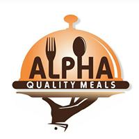 Alpha Quality Meal Logo