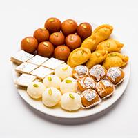 The Kitchen Sweet & Namkin Logo
