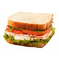 Santosh Sandwich Center Logo