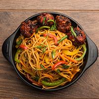 Janhavi Chinese Foods Logo