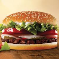 J's Burger and Fries Logo
