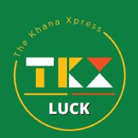 TKX - The Khana Xpress Logo