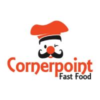 Cornerpoint Fast Food Logo