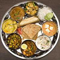 Annapurna Home Food Supplier And Tiffin Services Logo