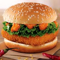 The Crispy Burgers Logo