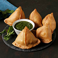 Agarwal Fast Food Pure Veg Logo