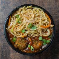 Food Hub-Crazy Asian Food Logo