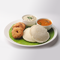 Vijay Mini Masala Idli Logo
