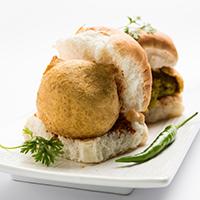 Gabbaru Fast Food Logo