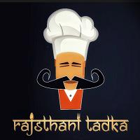 Rajasthani Tadka Logo